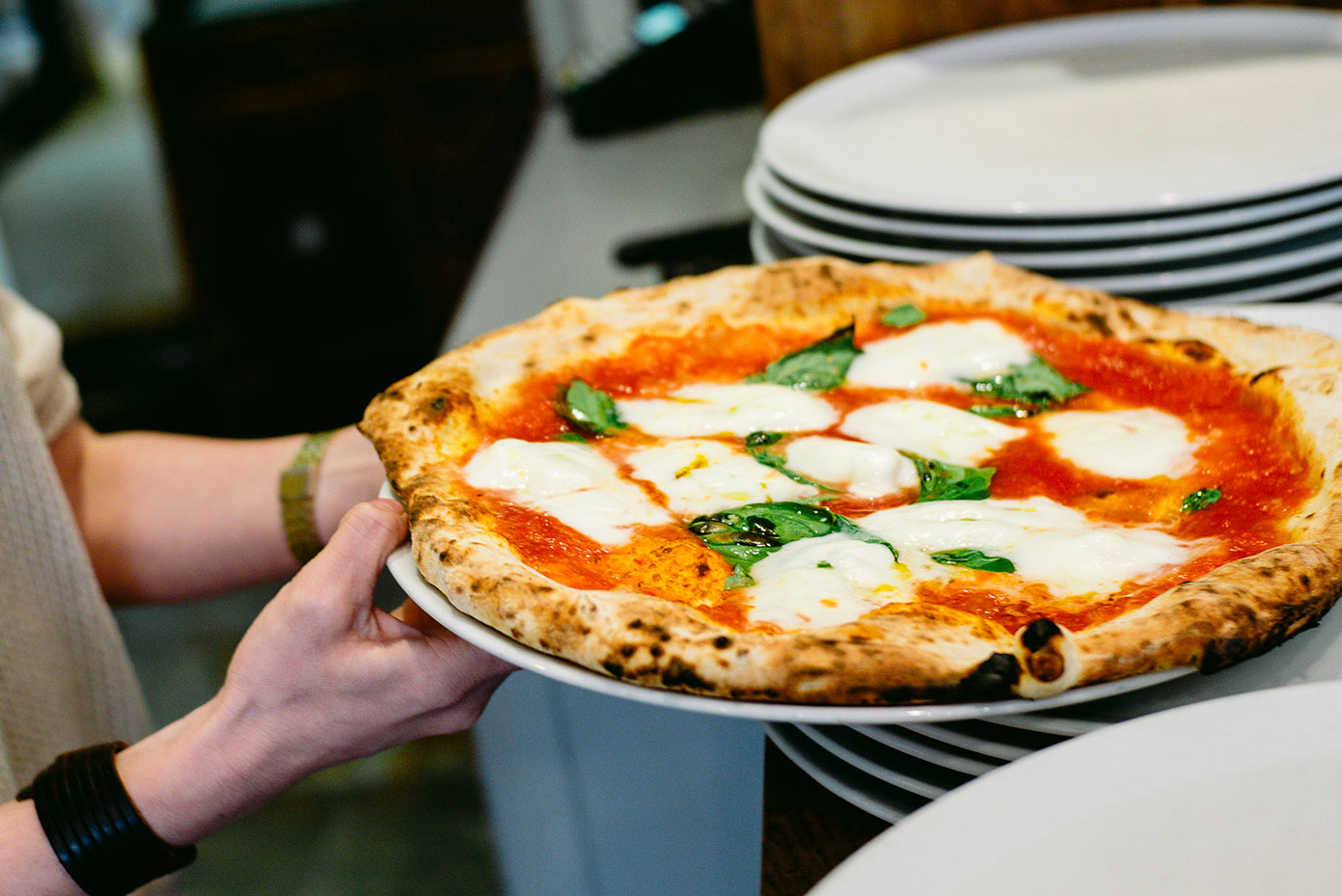 Santa Maria Pizzeria • London | Traditional Neapolitan Pizza
