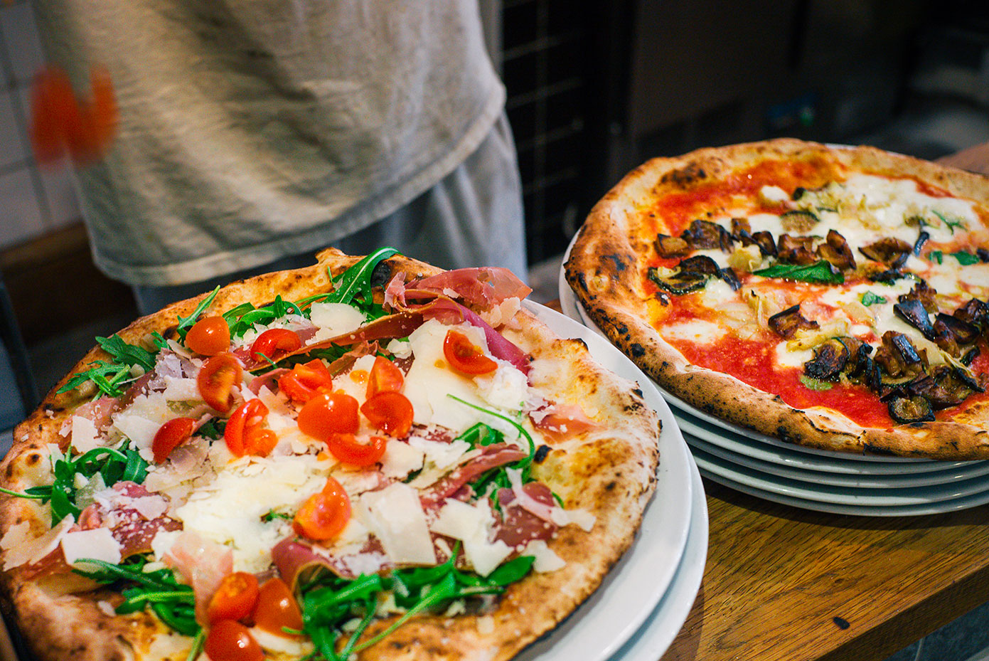 Santa Maria Pizzeria London Traditional Neapolitan Pizza