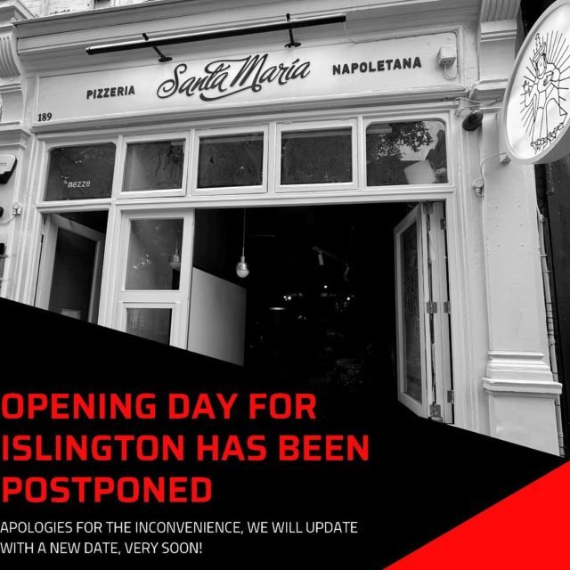 Today we were supposed to open our new branch in Islington. Unfortunately we had few problems and we had to postpone it. Our new opening date will be announced soon.